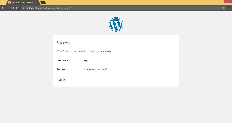Cara Membuat Website Offline - Install WordPress di Localhos